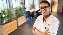 jozefoord verpleegkundig manager vrouw