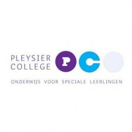 Pleysiercollege logo